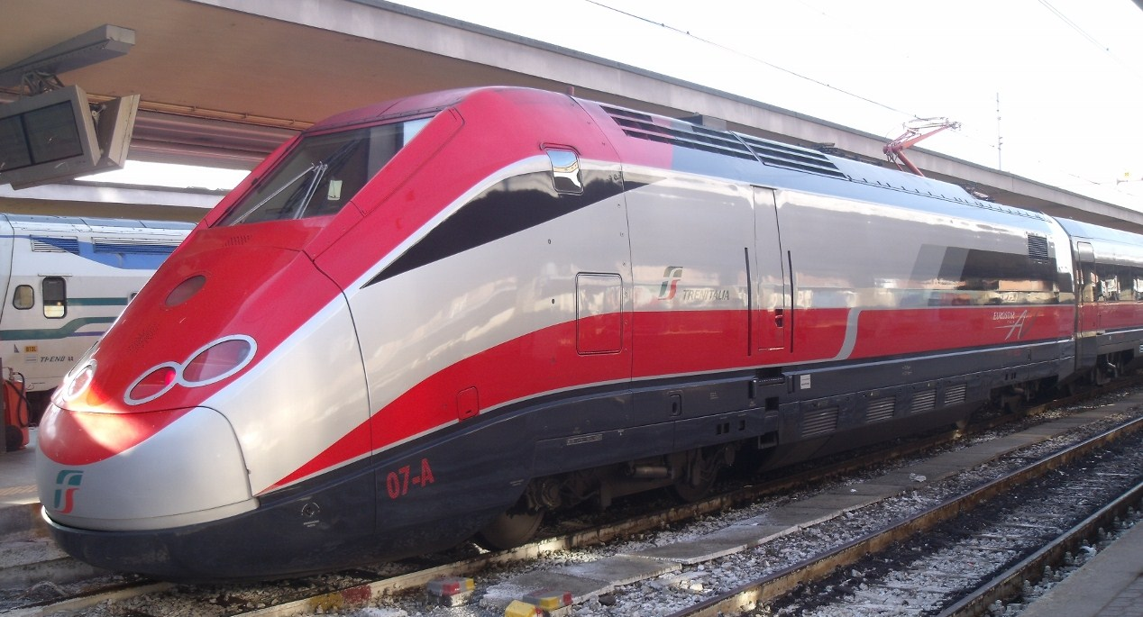 Trenitalia ETR 500 Frecciarossa Red Arrow 8062079920