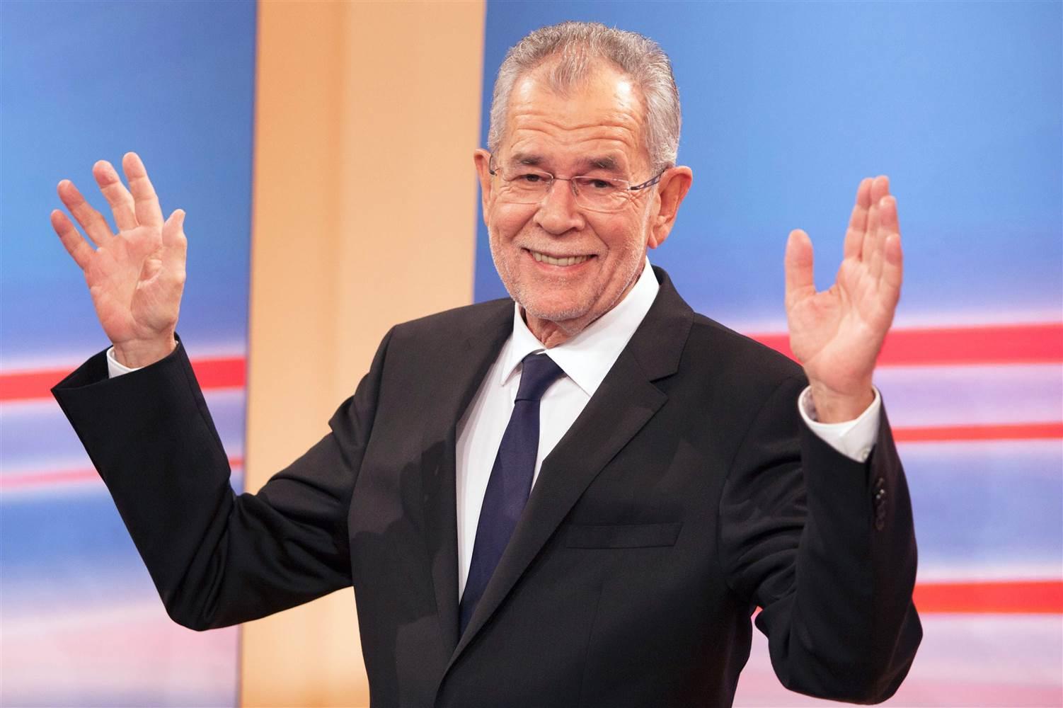 Elezioni Austria, i risultati: Van Der Bellen presidente