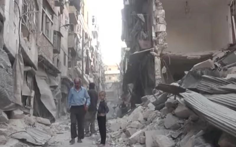 In vigore il cessate il fuoco in Siria