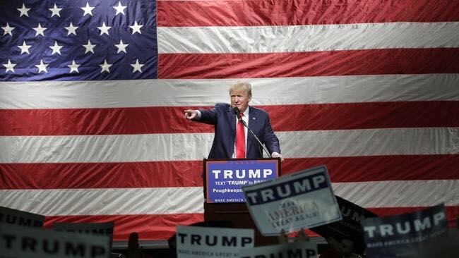 Trump pensa di rinominare CNN da media di notizie