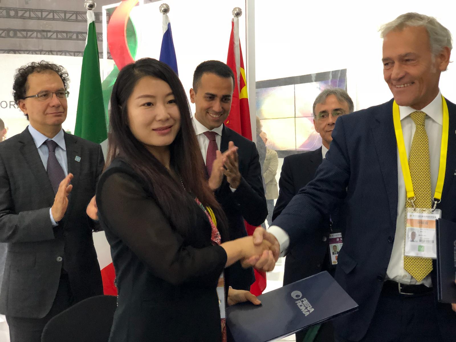 Via della Seta, Rampelli (Fdi): Di Maio in Cina per svendere l'Italia