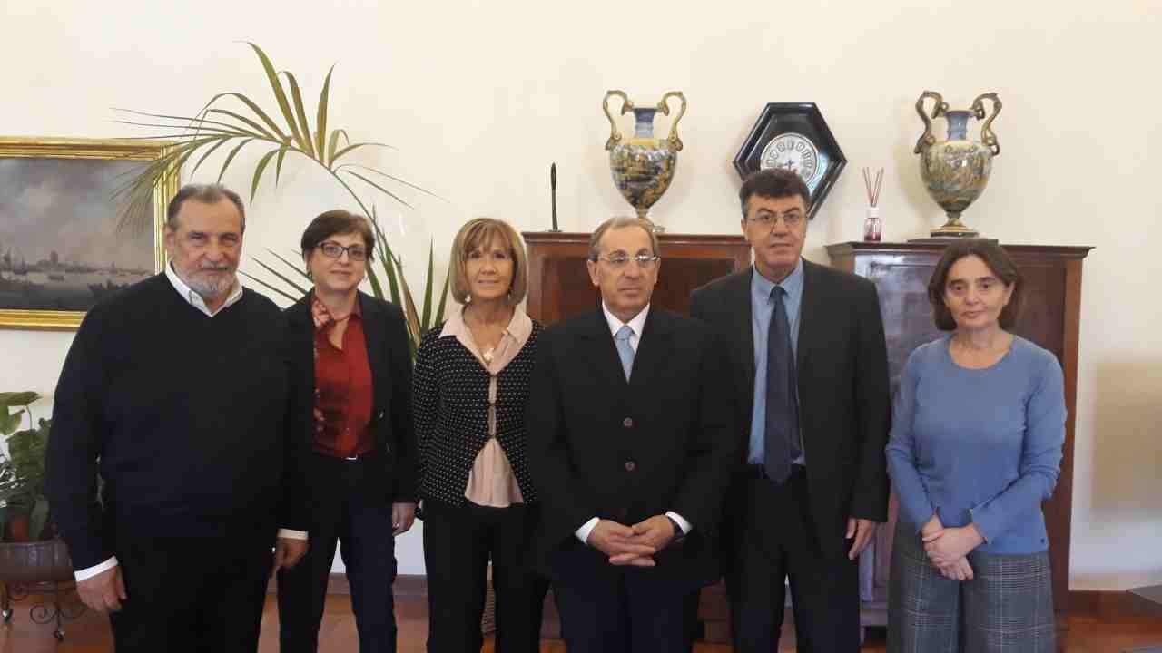 Bari, firmato il protocollo per la promozione della sicurezza partecipata