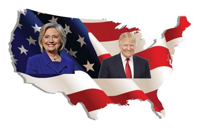 Elezioni Usa, vola la Clinton