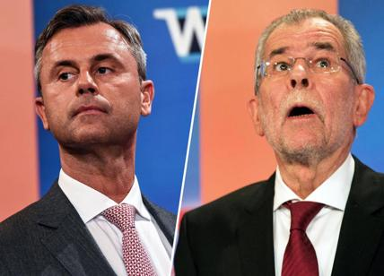 Austria, seggi aperti per ballottaggio presidenziali: Van der Bellen-Hofer