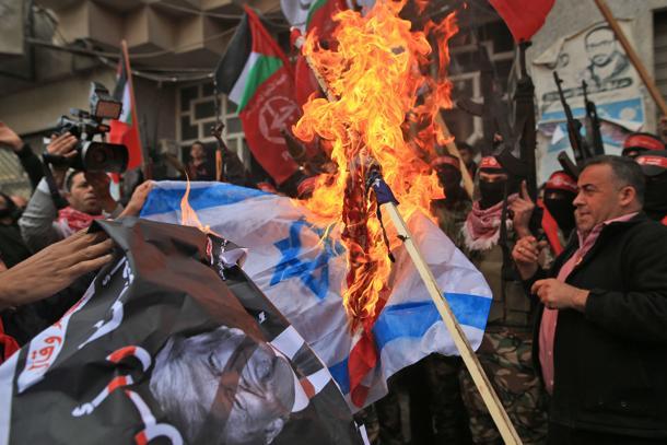 Gerusalemme capitale: la rivolta infiamma il Medio Oriente