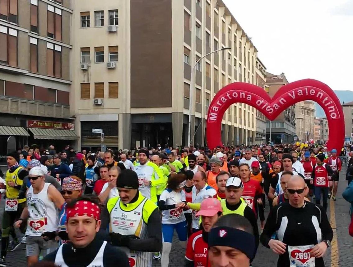 maratona San Valentino Asi