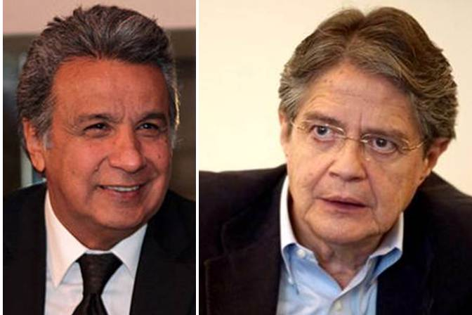 Presidenziali in Ecuador, in vantaggio Lenin Moreno