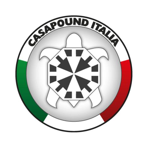Risultati immagini per casapound logo agenzia stampa italia