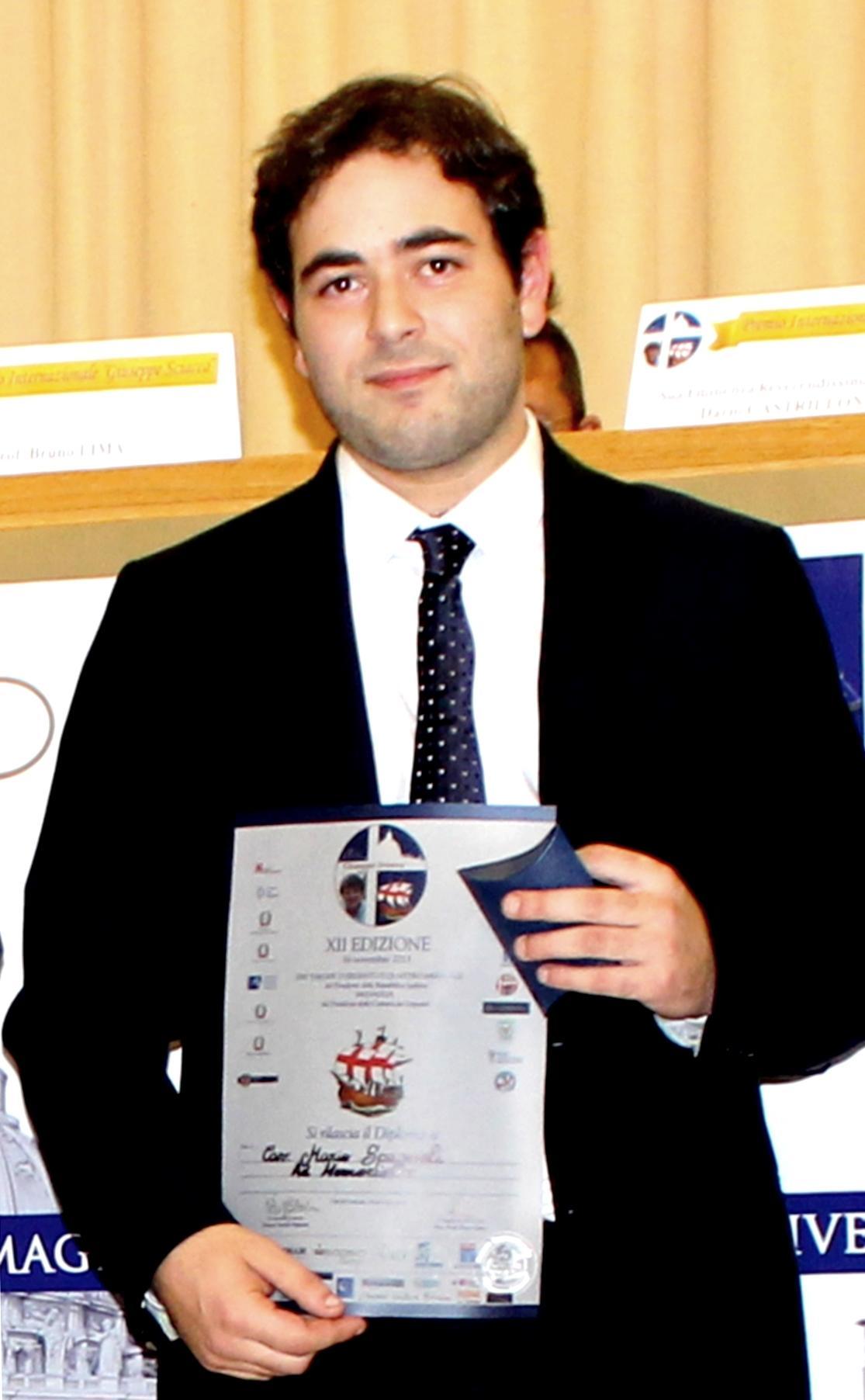(ASI) Diploma di merito (ad memoriam) per Mario Spagnoli 9ea2b95de16