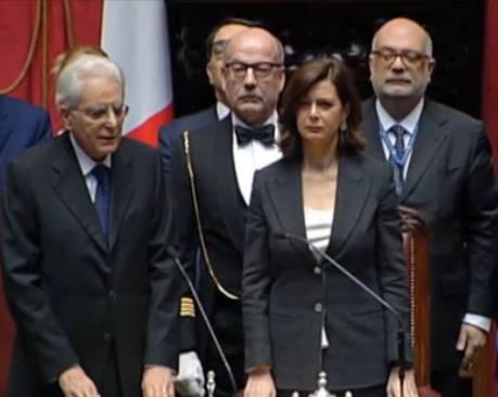 Discorso del presidente della repubblica mattarella al for Parlamento della repubblica italiana