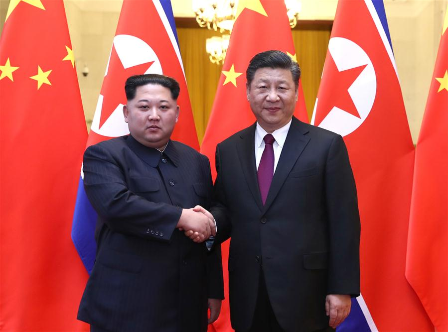 Coree: Kim Jong-un a concerto star K-pop sudcoreano